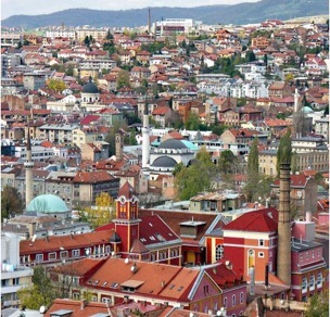 Saturday 24th May  Depart to the Capital of Bosnia Herzegovina –  Sarajevo